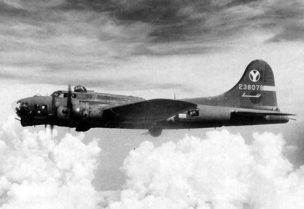 B-17 #42-38078 / Sweet Pea