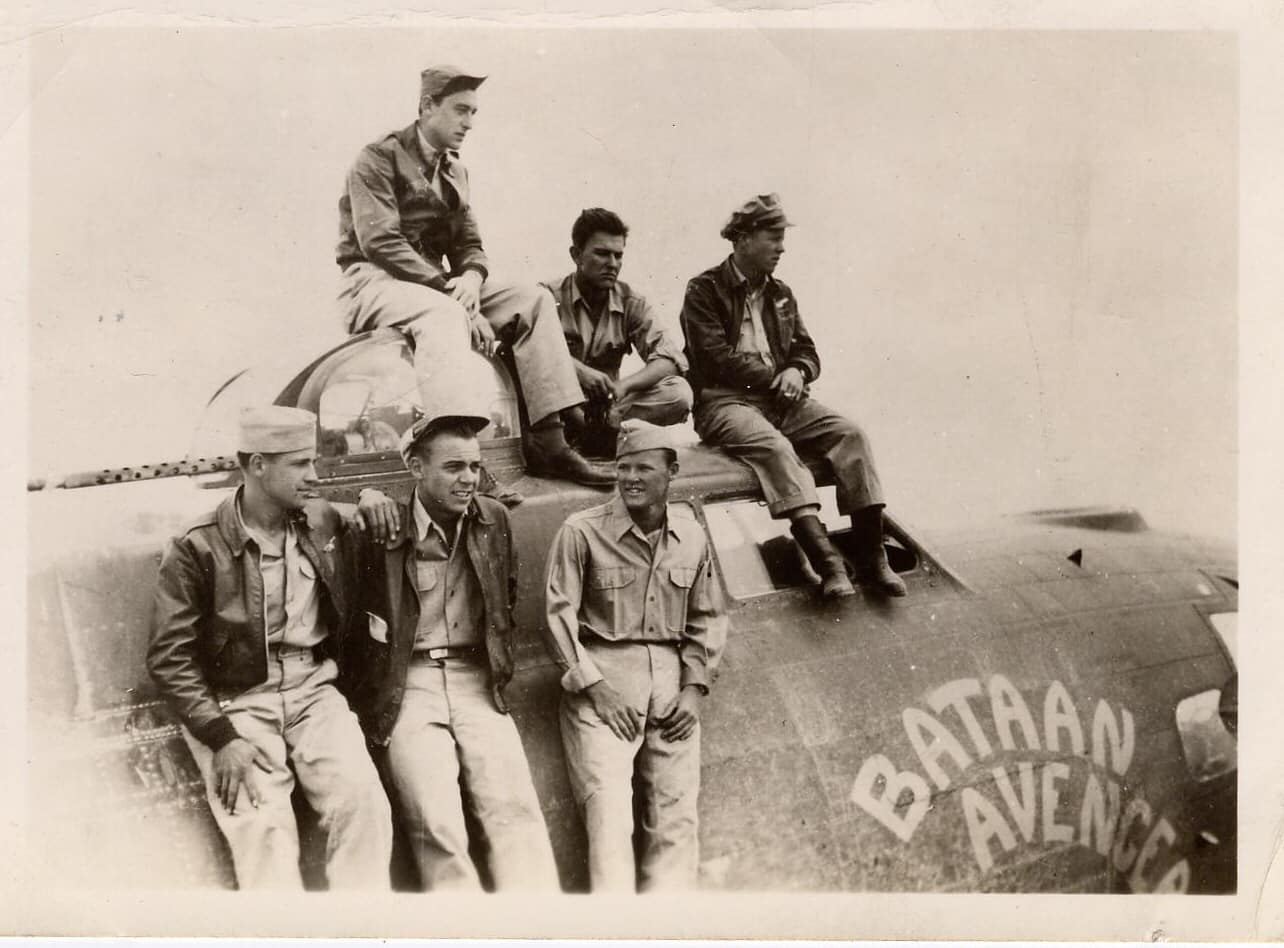 B-17 #42-39999 / Bataan Avenger