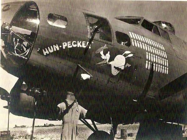 B-17 #42-5131 / Hun-Pecker