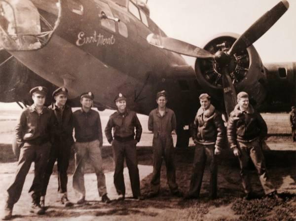 B-17 #42-5473 / Ernt Mernt