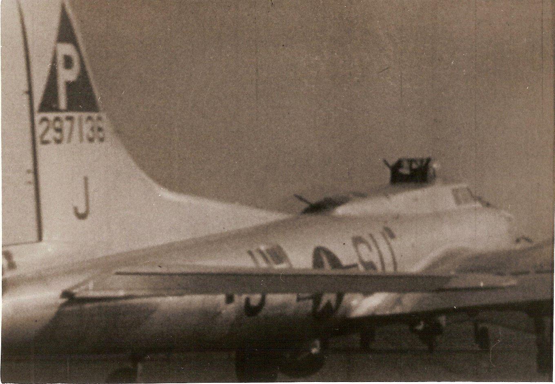 B-17 #42-97136