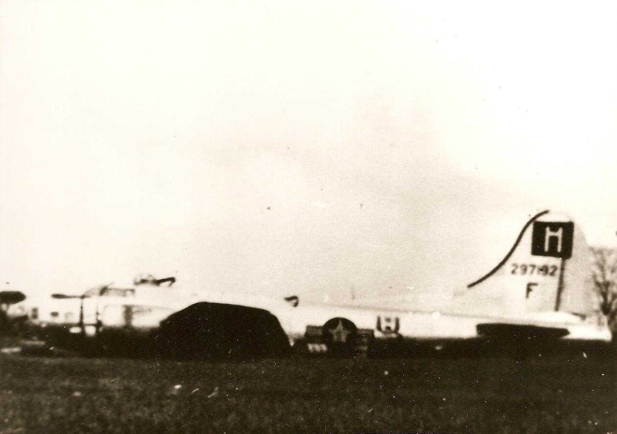 B-17 #42-97192 / Bottled in Bond
