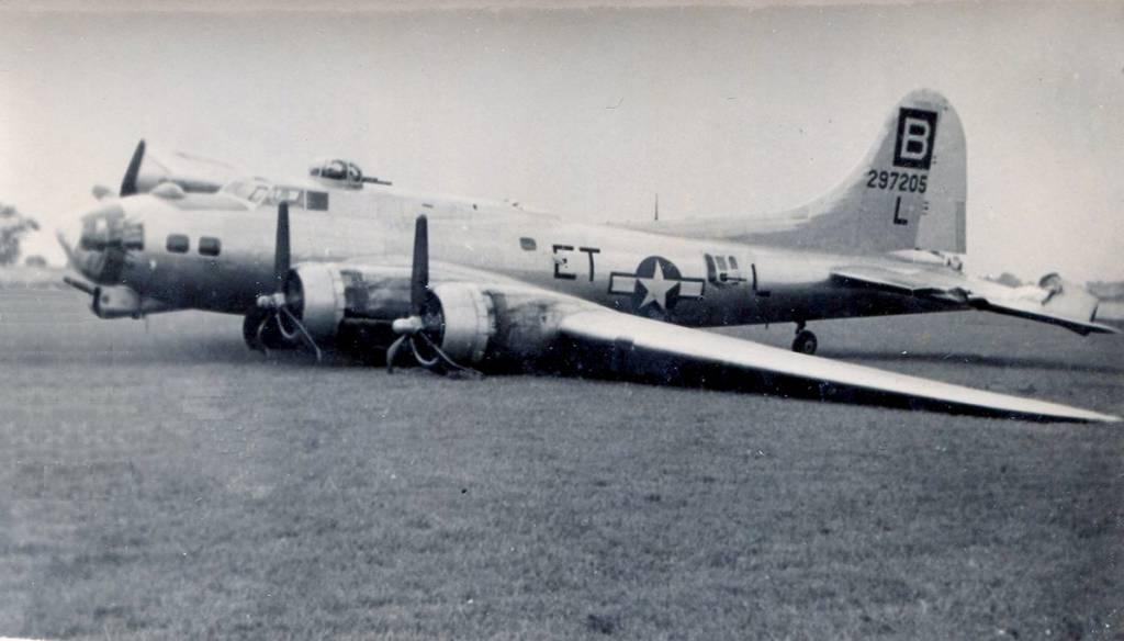 B-17 #42-97205