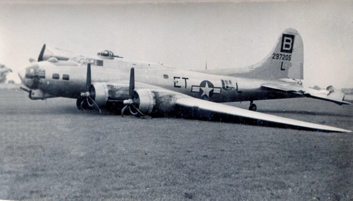 B-17 42-97205