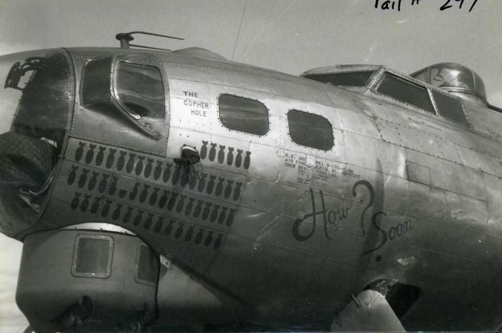 B-17 #42-97297 / How Soon