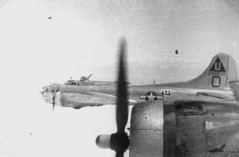 B-17 #42-98018 / Lady Katherine
