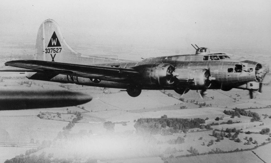 B-17 #43-37527 / The Prowler