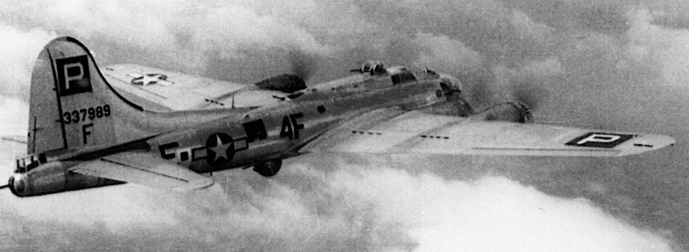 B-17 #43-37989