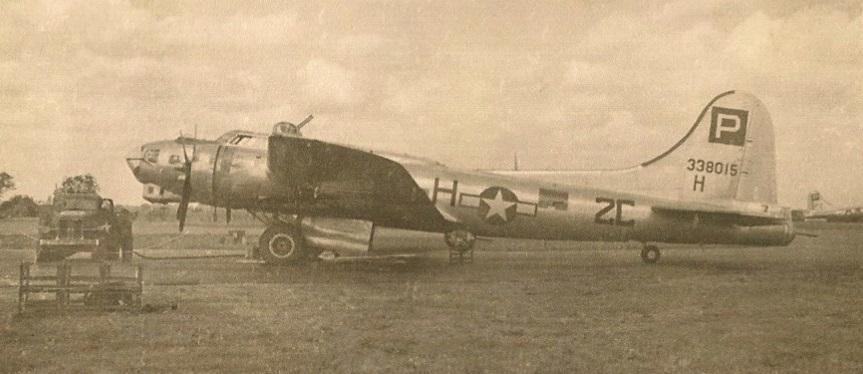 B-17 #43-38015