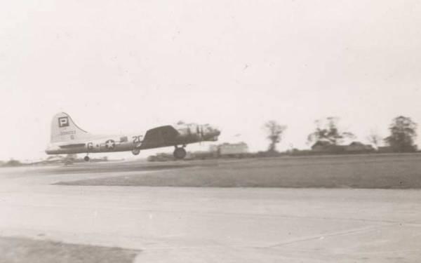 B-17 #43-38033