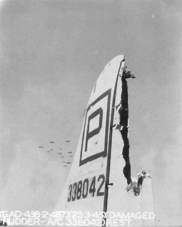 B-17 #43-38042 / Snake Bit