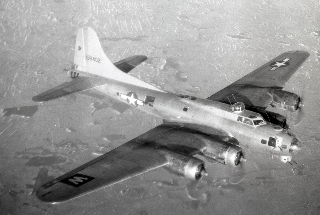 B-17 #43-38402
