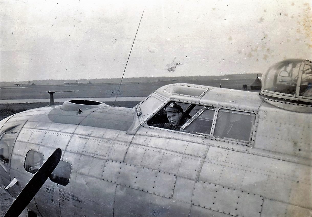 B-17 #43-38454