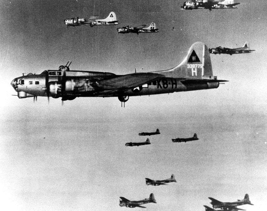 B-17 #43-38775
