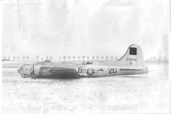 B-17 #43-38816