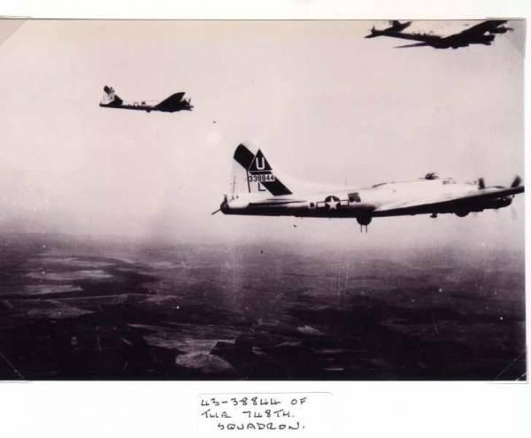 B-17 #43-38844