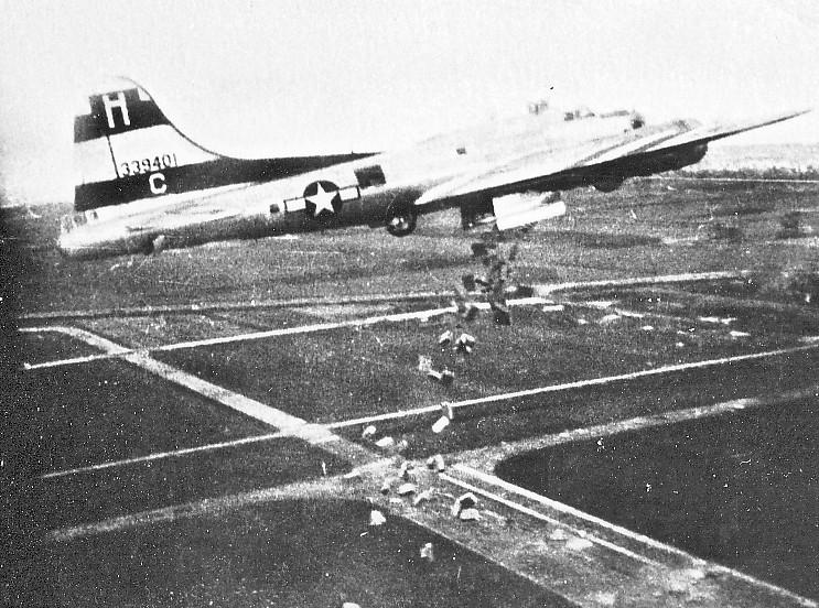 B-17 #43-39401