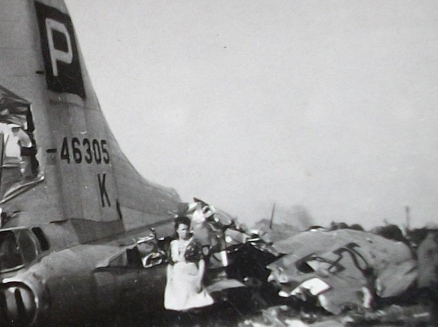 B-17 #44-6305