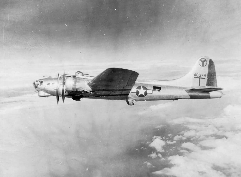 B-17 #44-6379