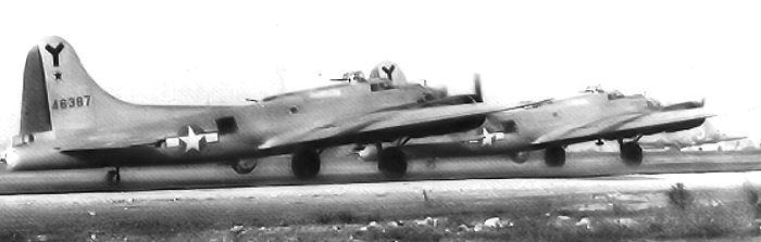 B-17 #44-6387