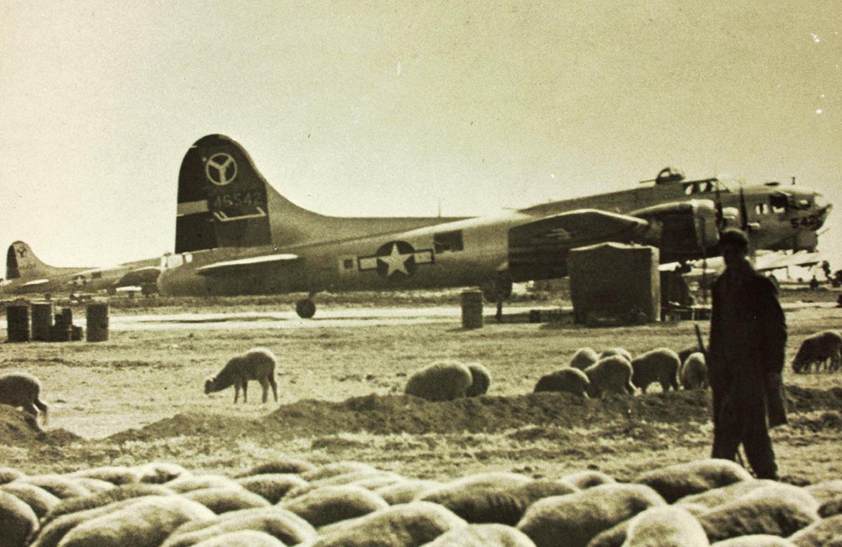 B-17 #44-6542
