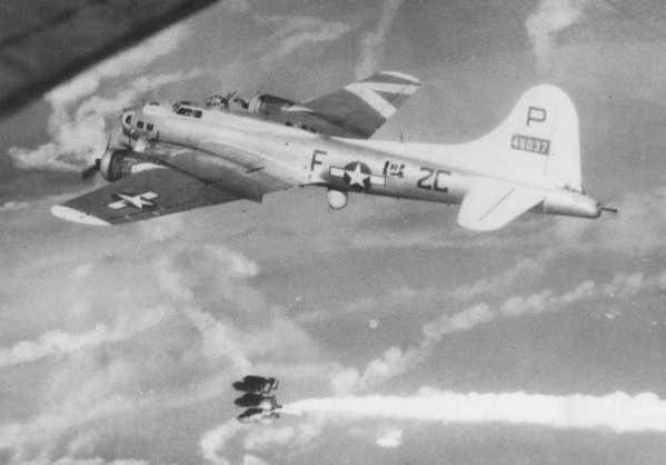 B-17 #44-8037