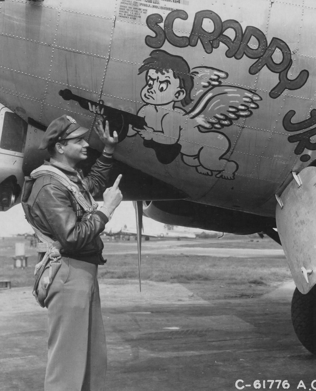 B-17 #44-83264 / Scrappy Jr.