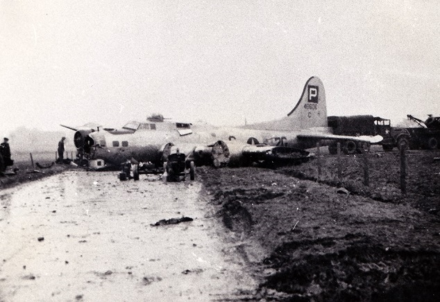 B-17 #44-8606