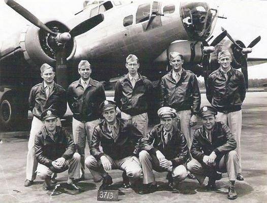 B17G 43-38183 - Crew of John