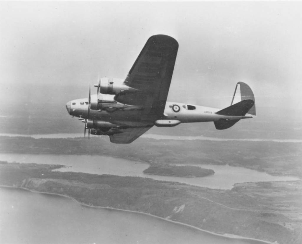 B-17 #40-2065