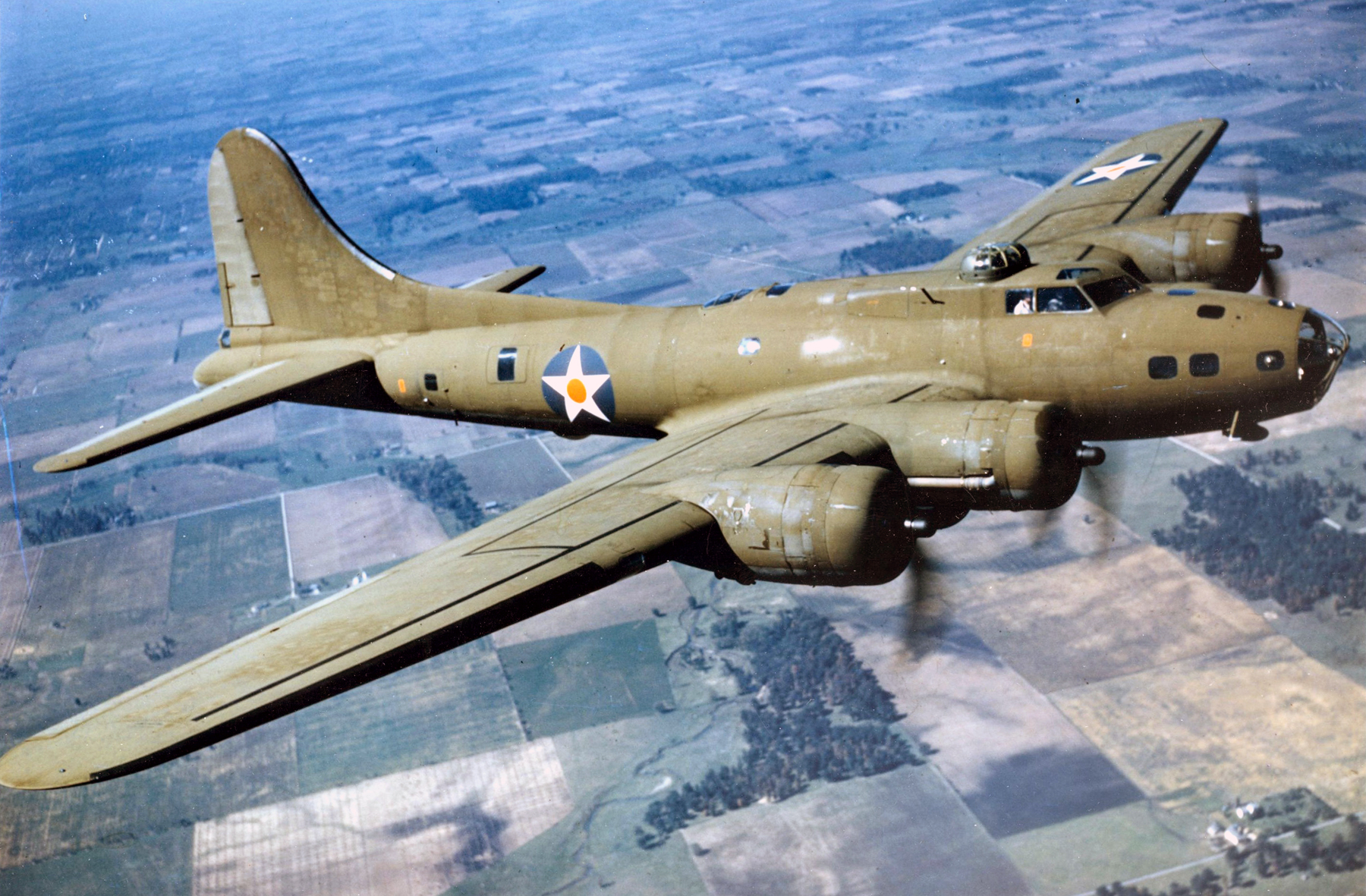 B-17 #41-2393