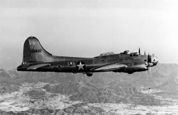 B-17 #41-2401