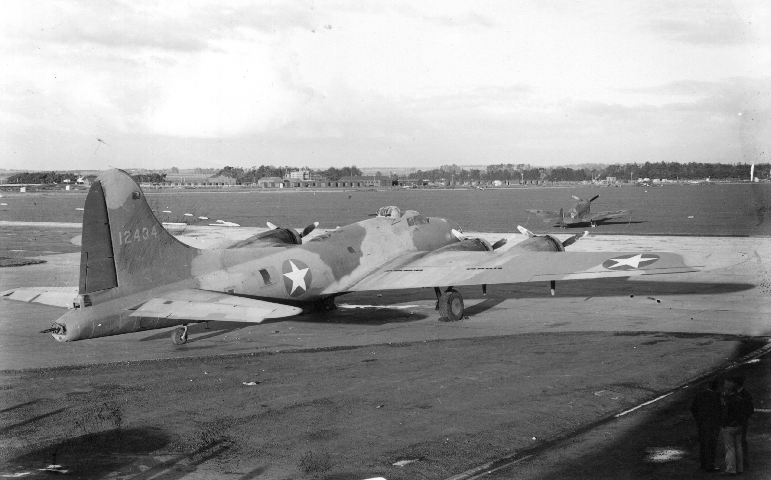 B-17 #41-2434