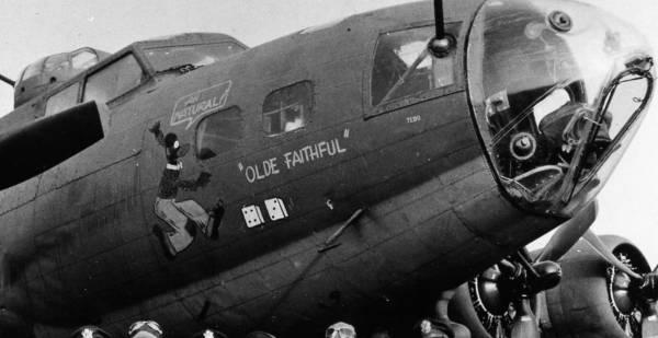 B-17 #41-24475 / Olde Faithful