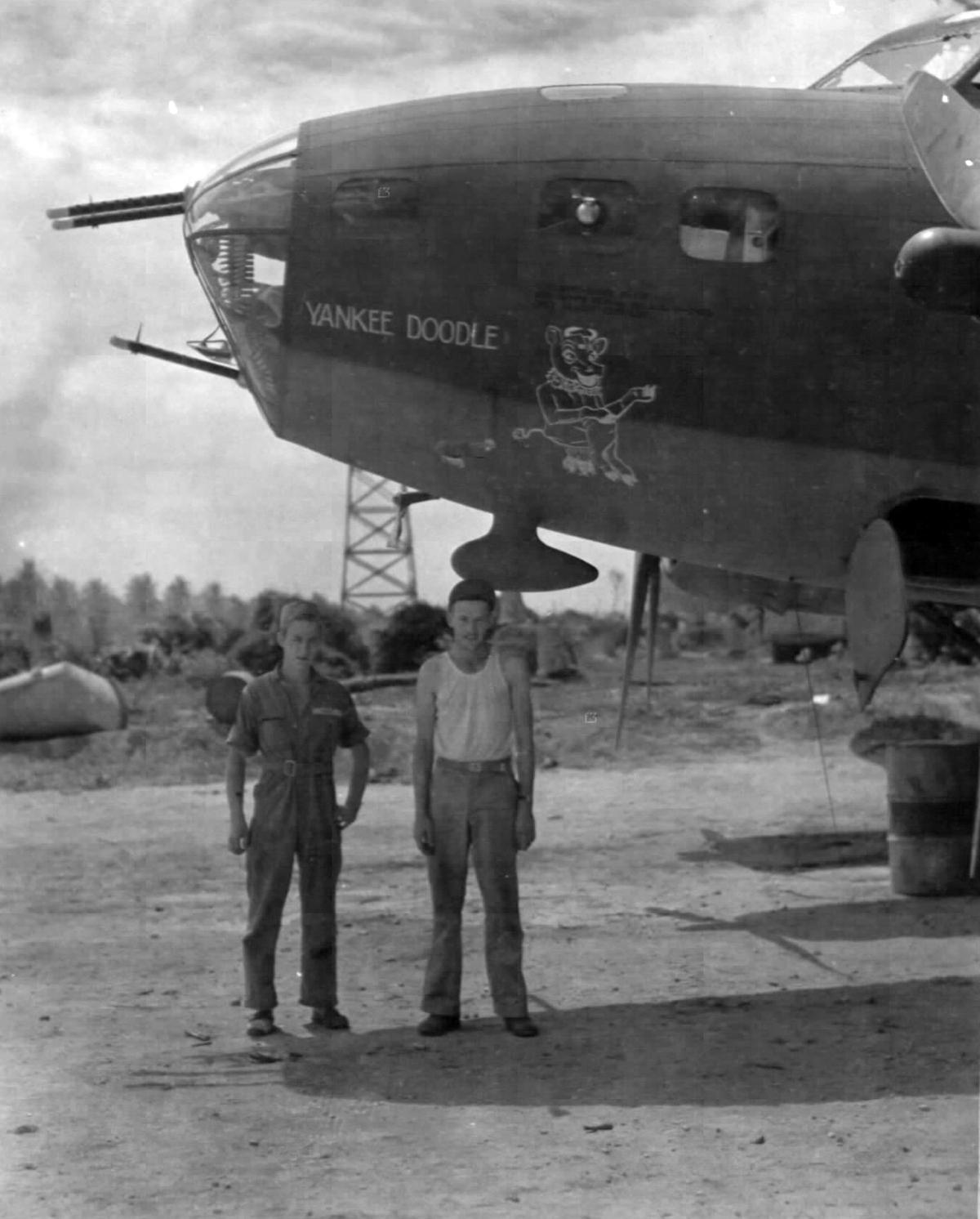 B-17 #41-2463 / Yankee Doodle
