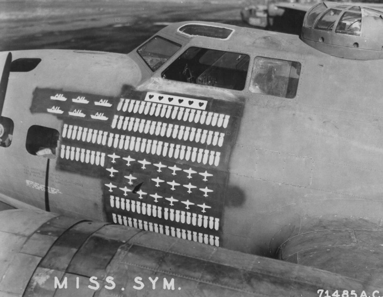 B-17 #41-2609 / Loose Goose