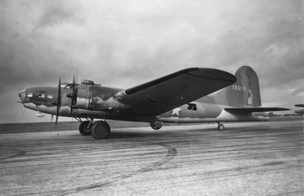 B-17 #41-9019 / Lil' Skunkface