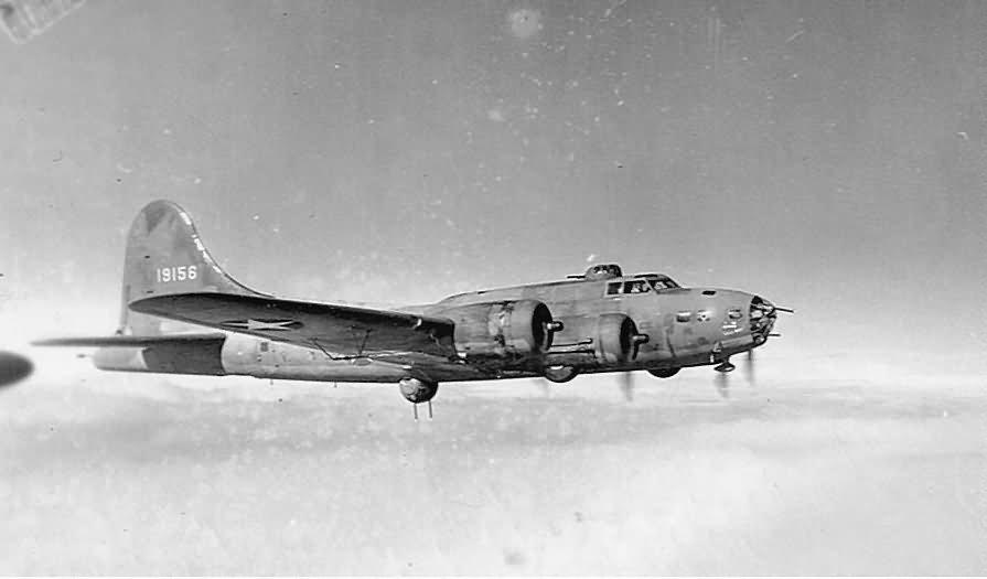 B-17 #41-9156 / Uncle Biff aka Poppy