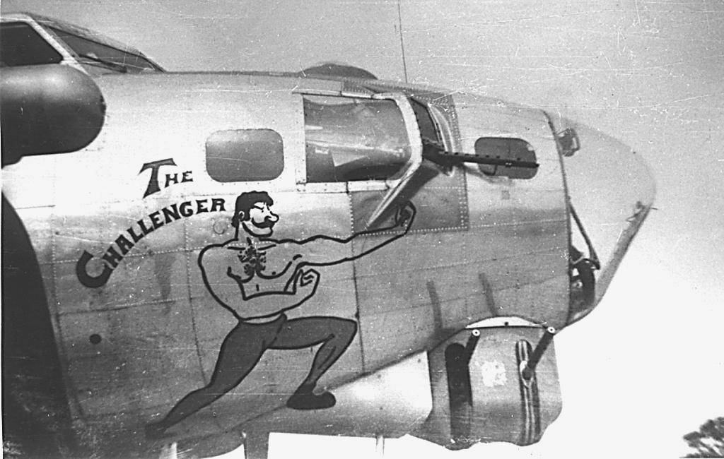 B-17 #42-102501 / The Challenger