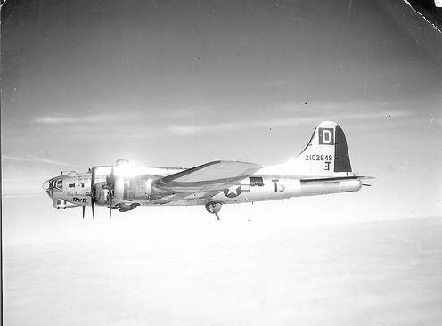 B-17 #42-102649 / Lady Geraldine