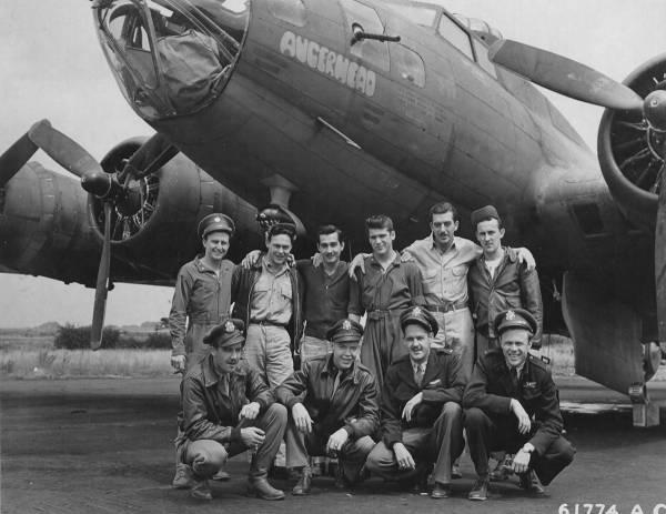 B-17 #42-29635 / Augerhead