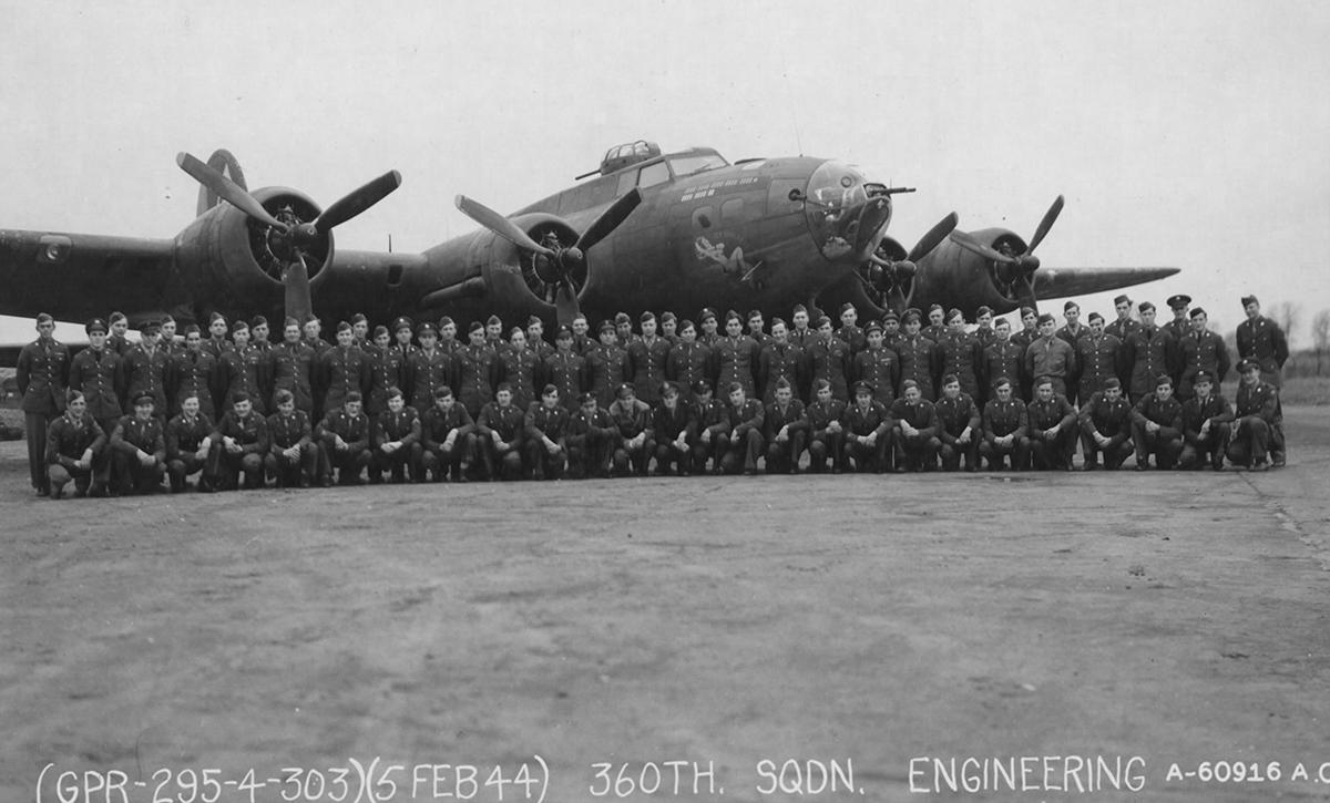 B-17 #42-2973 / Iza Vailable