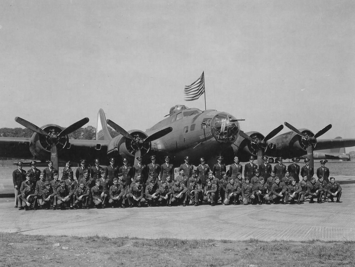 B-17 #42-29996 / Flag Ship