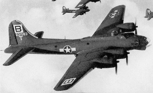 B-17 #42-31063 / Spook Six