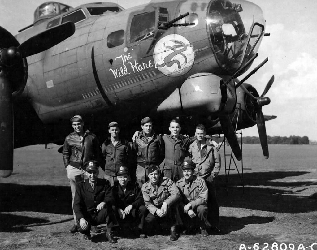 B-17 #42-31515 / The Wild Hare