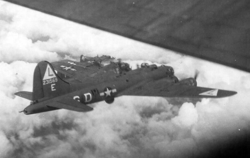 B-17 #42-31569 / Sweet Patootie