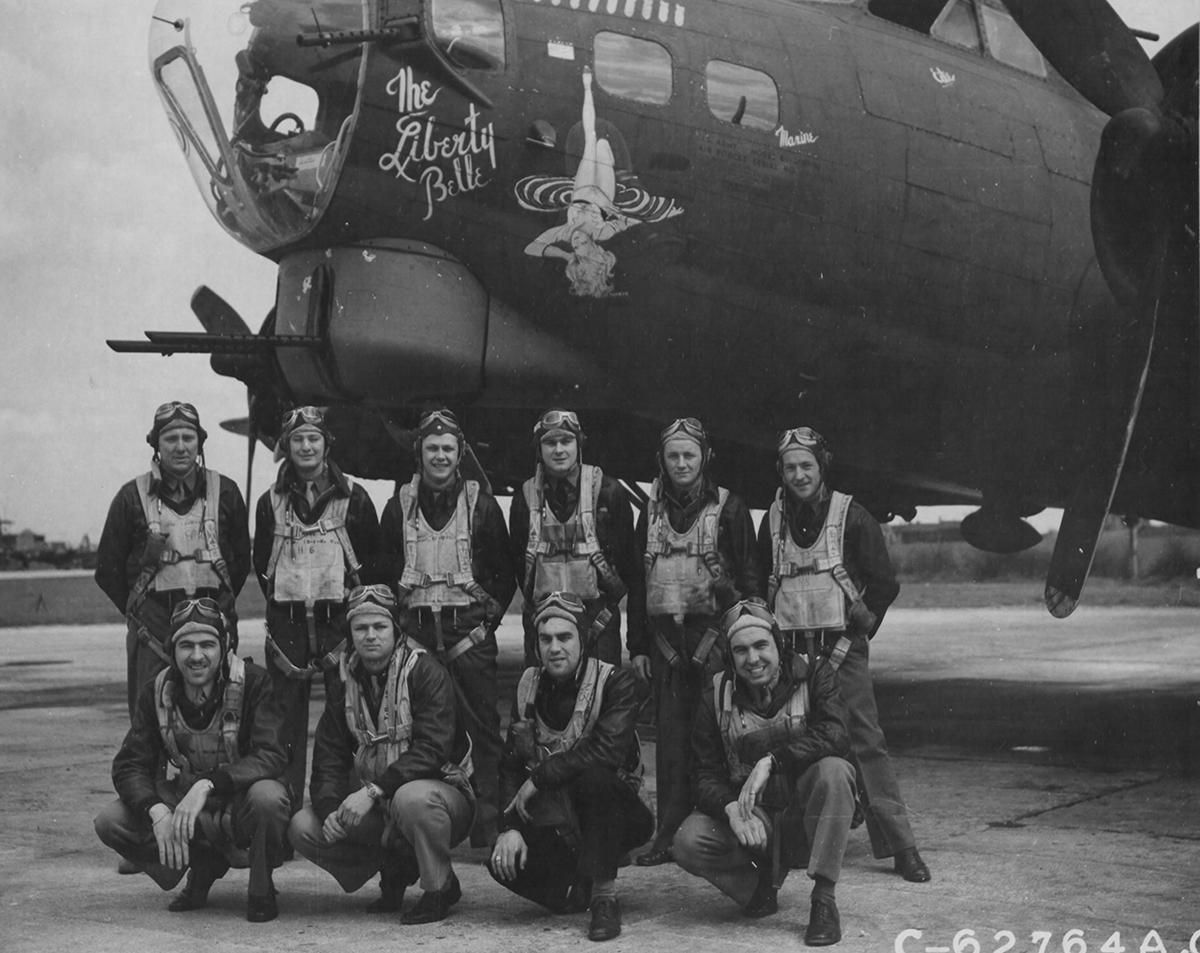 B-17 #42-31610 / The Liberty Belle