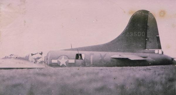 B-17 #42-3500