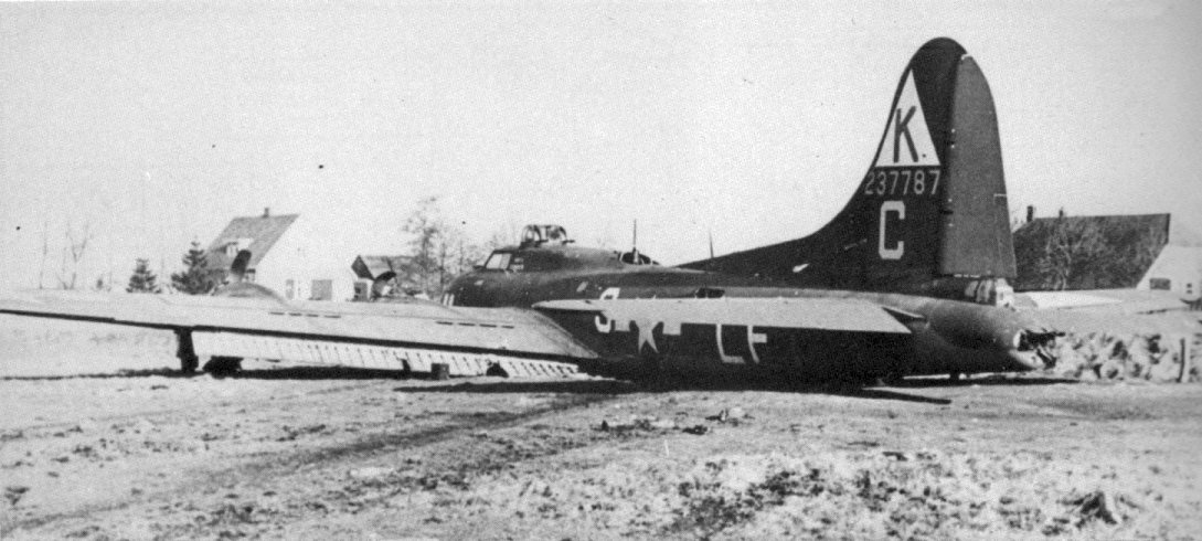 B-17 #42-37787
