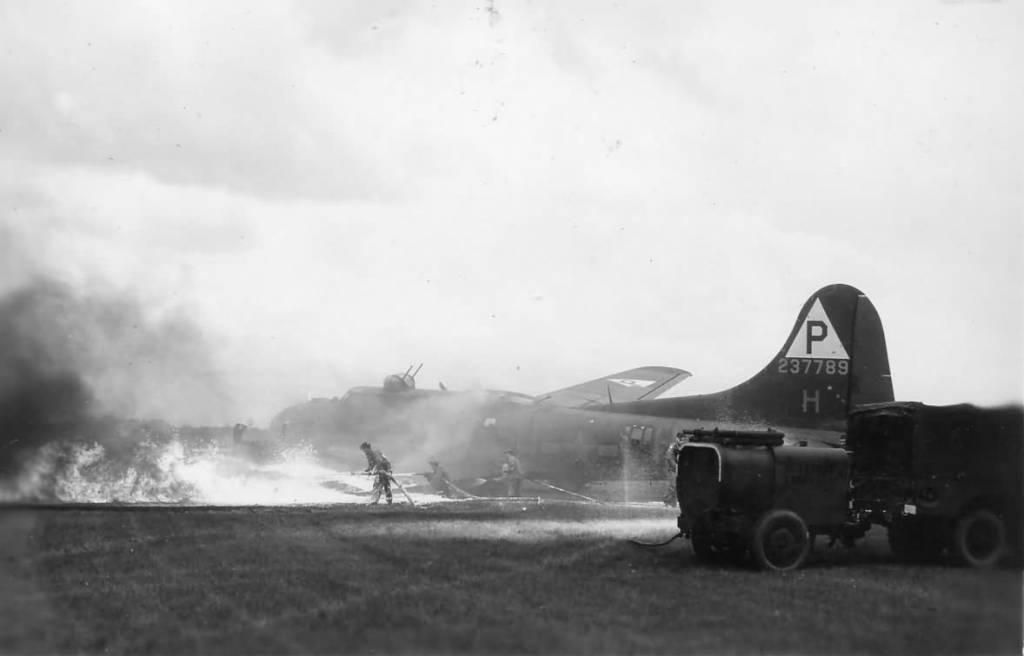 B-17 #42-37789